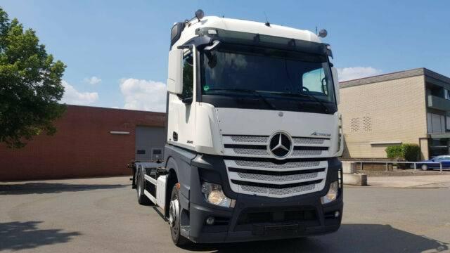 Mercedes-Benz 2545 BDF German Truck - 2014