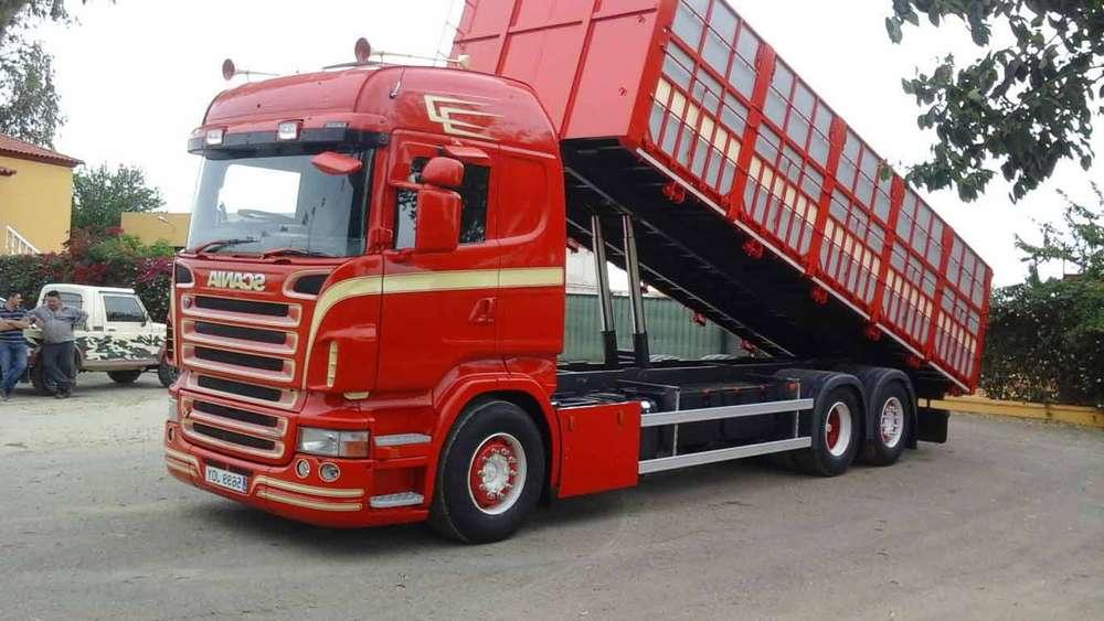 Scania R 480 VOLQUETE - 2007