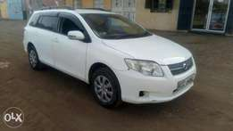 Clean, Accident free, Well Maintained Toyota Fielder for Sale