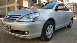 Toyota Allion A18 Clean