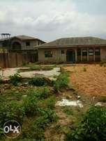Executive 4bed Rooms Bungalow on 1and half Plots at Ibafo Mowe