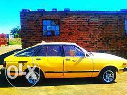 datsun stanza L1800 wif papers