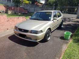 Toyota tazz for sale R14,000