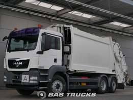 MAN TGS 28.320 M - To be Imported