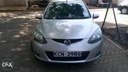 Mazda Demio 2010,1300cc,automatic,fully loaded