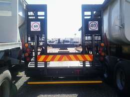 Four-Axle Lowbed Trailers For Sale