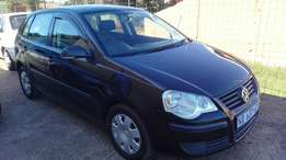 2008 polo hatch 1.4i