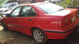 E36 316i gearbox and engine parts