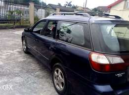 Very clean Subaru legacy 2004