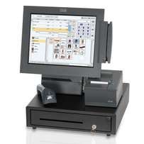ALL-in-One IBM POS Touchscreen System