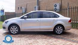 VW POLO 1.4 COMFORTLINE 1.4, Low km Silver