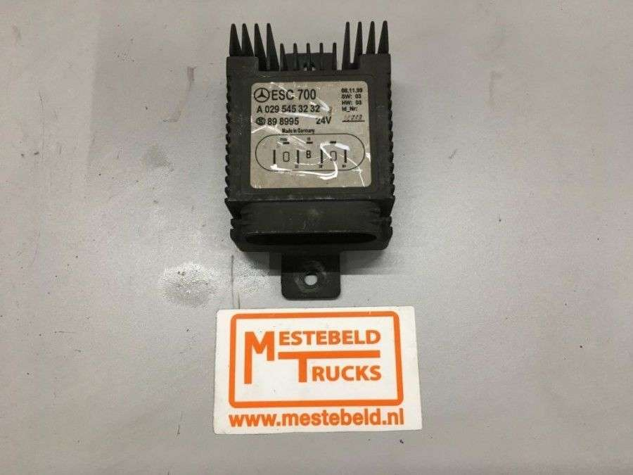 Mercedes-Benz Stuurkast Esc 700 Control Unit For Truck