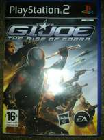 G.I.JOE /the rise of cobra(ps2)