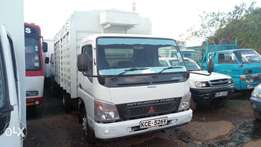 Very clean Mitsubishi canter 4d34 model 2015