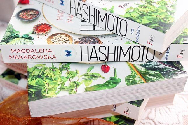 Hashimoto Na Widelcu M Makarowska Nowa Ksiazka 6 Sztuk