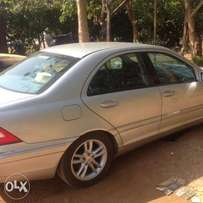 two(2) months used mercedes benz 250 C class. as good as a tokonbu