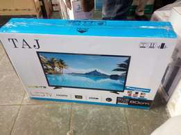 Superior Quality: TAJ 32 Inches Digital LED full HD TV Brand New