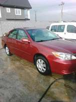 Newly Arrived Toyota Camry Sparkling clean