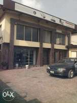 Showroom office space for rent along Gbagada Expressway, Lagos