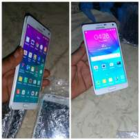 New Phone. Samsung Galaxy Note 4 Chipped in from USA. Never been used