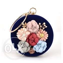 Flowery Clutch Purse Lagos Mainland - image 2