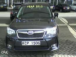 Brand new forester made in 2012