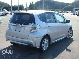 Honda Fit Newshape AERO sport package 2011 Yr Ready for Import