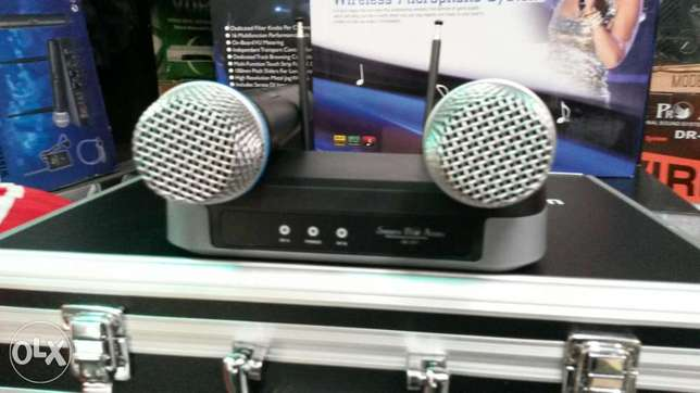 Wireless microphone Alaba - image 1