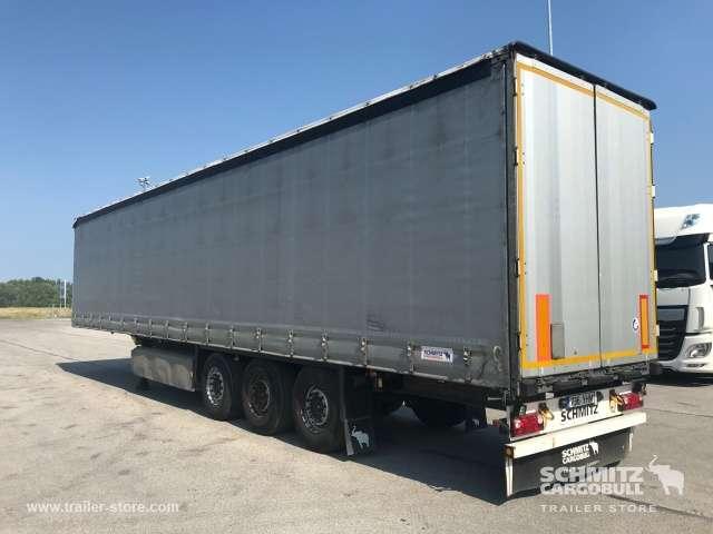 Schmitz Cargobull Curtainsider - 2011