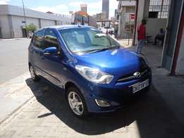 2013 Hyundai i10 1.2 Available for Sale
