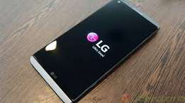 LG v20 silver colour 32gb brand new.