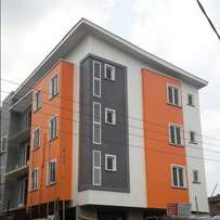 Three Bedroom Apartment Plus one room BQ for sale at Agnes, Yaba.