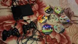 Sony Ps2 good with games