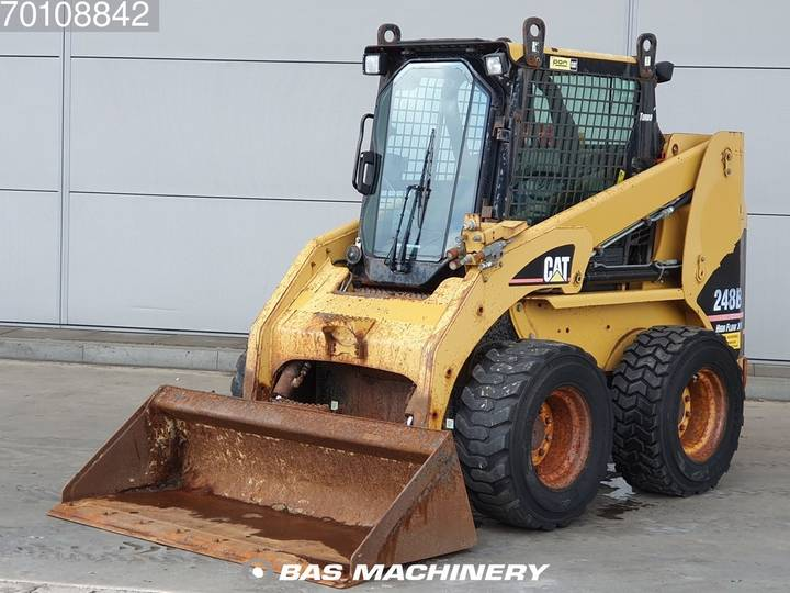 Caterpillar 248B High flow Nice and clean condition - 2006
