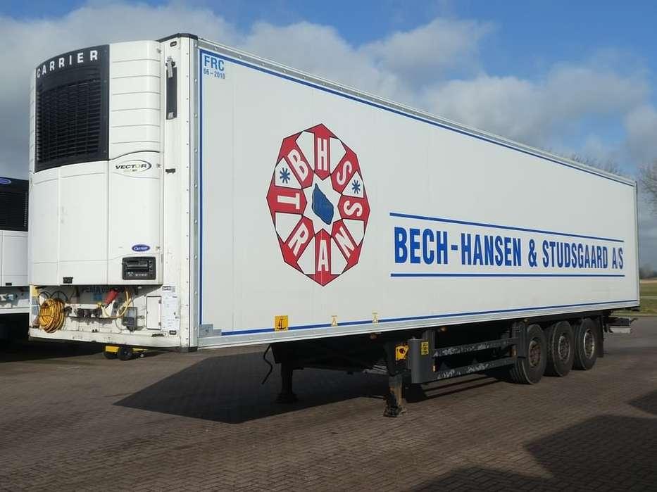 Schmitz Cargobull MEHRTEMPERATUR - 2012