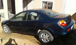 Selling Chrysler neon 2L 2001