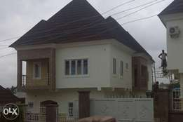 A brand new well finished 2bedroom terrace duplexes at gwarinpa fct