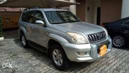 Clean Registered 2008 Land Cruiser Prado TX In Excellent Condition.