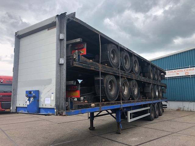 Stevens SDC 13.60 METER CURTAINSIDE (ABS BRAKE SYSTEM) - 2006