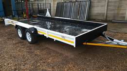 The Car Trailer 5m x 2m