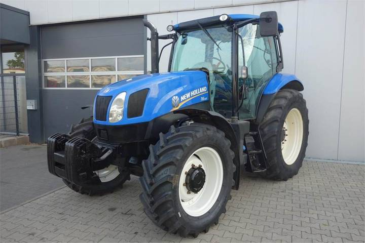 New Holland T6.165 - 2012