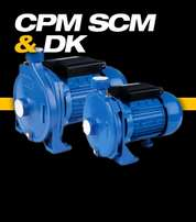 New Booster pump CPM range