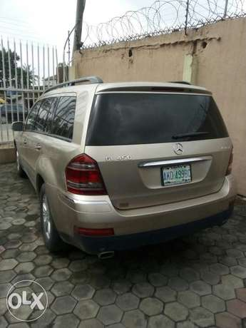 Mercedes-Benz GL450 07 model Nigeria used Ikeja - image 1