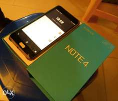 1Month Old Infinix Note 4