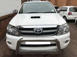 2008 Toyota Fortuner 3.0 D4D MANUAL