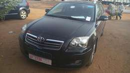 Clean, Unregistered Executive Toyota Avensis 2009