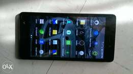 Dodge Smart Android phone, 5 inch screen,back and front camera at 165k