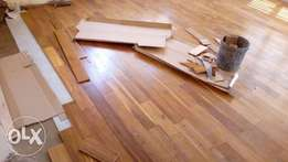 We do floor sanding and vanishing ,Very professional and affordable