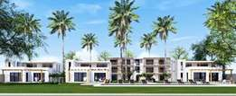 Villas and Apartments for sale in Kikambala beach plot