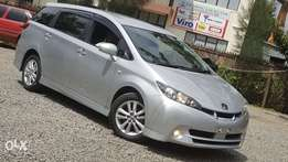 Toyota wish 2010 valvematic
